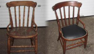Перетяжка стульев на дому недорого в Краснодаре