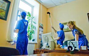 Уборка помещений в Ростове-на-Дону