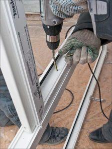 Восстановление геометрии окна недорого в Краснодаре