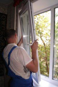 Замена створок пластиковых окон в Краснодаре